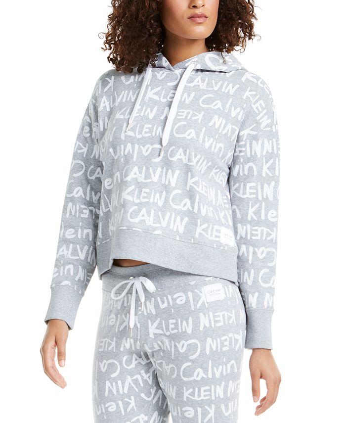 Calvin Klein - Brushed-Logo Sweatshirt