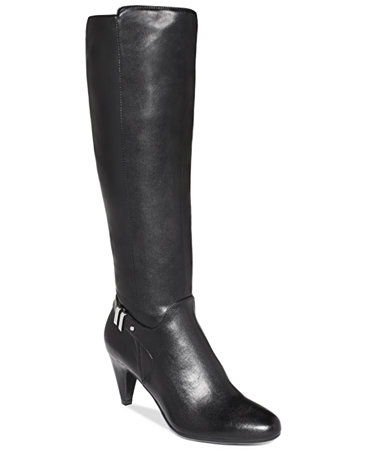 Macys Womens Shoes Size  Wide Black