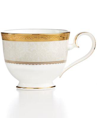 Noritake Dinnerware, Odessa Gold Cup