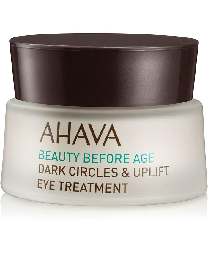 Ahava - Beauty Before Age Dark Circles & Uplift Eye Treatment, 0.51-oz.