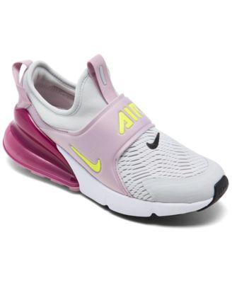 kids nike slip on sneakers