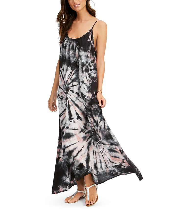 Raviya - Tie-Dyed Maxi Dress Cover-Up