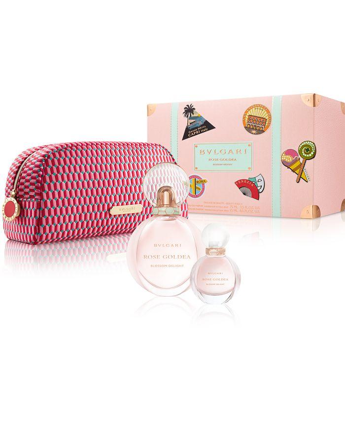 BVLGARI - 3-Pc. Rose Goldea Blossom Delight Eau de Parfum Gift Set