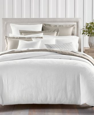 Woven Leaves Cotton 258-Thread Count 26