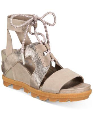 Sorel Joanie Ankle Lace II Sandals