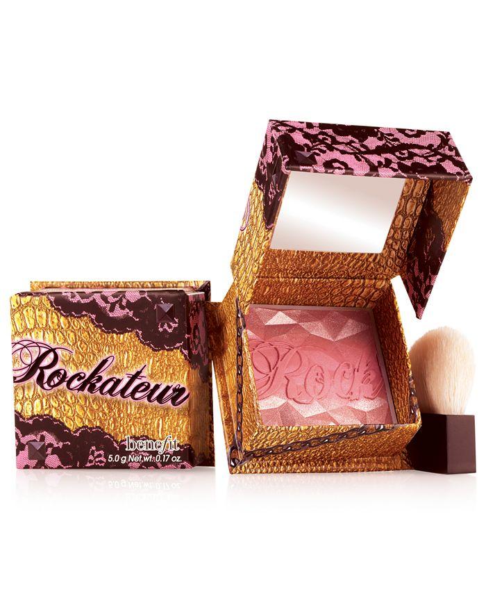 Benefit Cosmetics - Benefit Rockateur Famously Provactive Cheek Powder