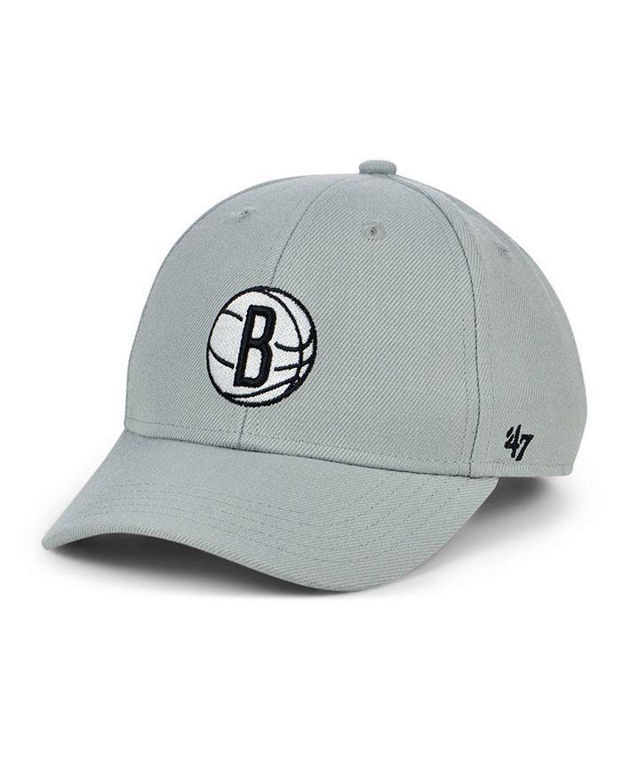 '47 Brand - Brooklyn Nets Youth Team Color MVP Cap