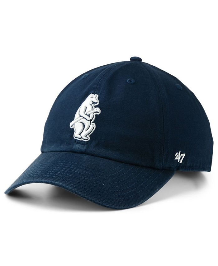 '47 Brand - Chicago Cubs Cooperstown CLEAN UP Cap