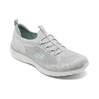 Deals on Skechers Womens Relaxed Fit Empire DLux Walking Sneakers