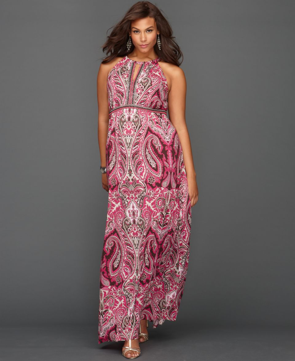 2b4a4a7bfd890 INC International Concepts Plus Size Dress