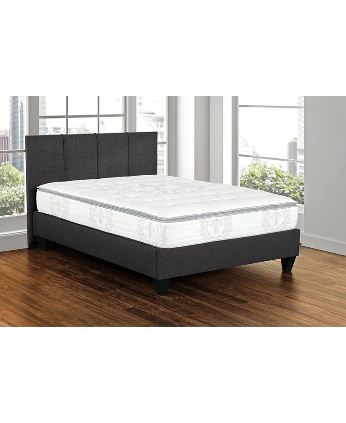 "Primo International - Primo Brinley 12"" Pocket Coil Cushion Firm Mattress - Twin"