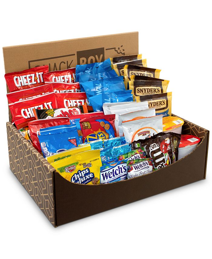 SnackBoxPros - Party Snack Box