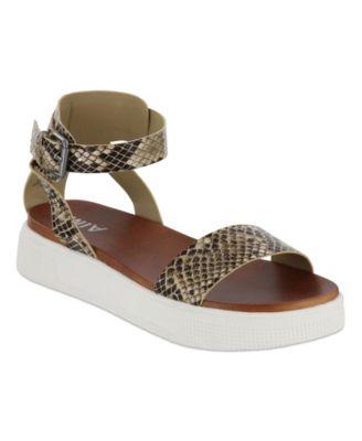 Ellen-S Sneaker Bottom Sandals