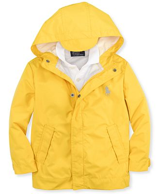 You can count on this coat by Columbia to keep your little explorer dry and warm on a rainy day. This brand has been making quality gear since , and this blue raincoat provides just the perfect amount of protection from the outdoor elements.