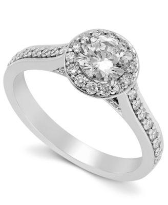 Artcarved Wedding Ring 54 Nice Diamond Ring k White