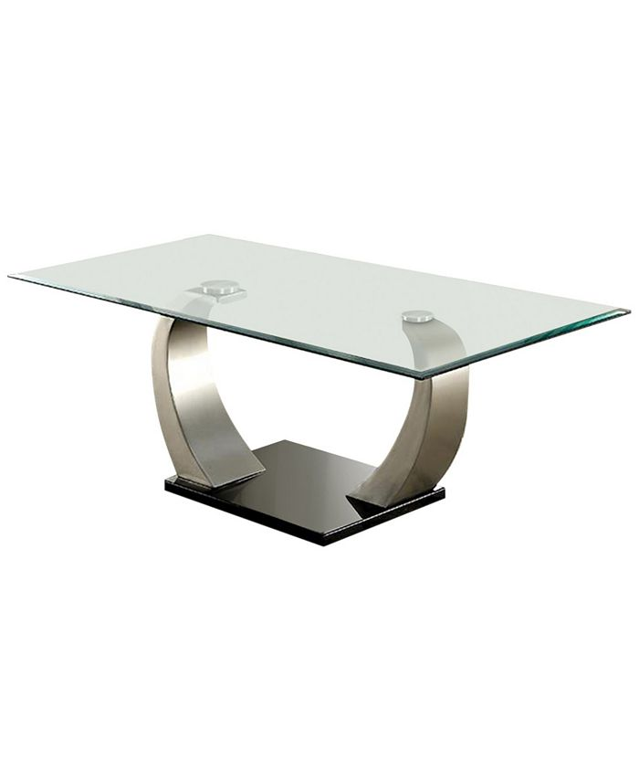 Furniture Of America Navarre Rectangle Coffee Table Reviews Furniture Macy S