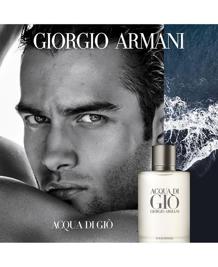 Giorgio Armani Acqua di Giò Pour Homme After Shave Lotion, 3.4-oz. &  Reviews - All Cologne - Beauty - Macy's