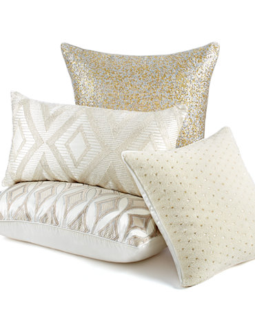 Washing Decorative Bed Pillows : Hotel Collection Bedding, Finest Venetian Decorative Pillow Collection - Decorative Pillows ...