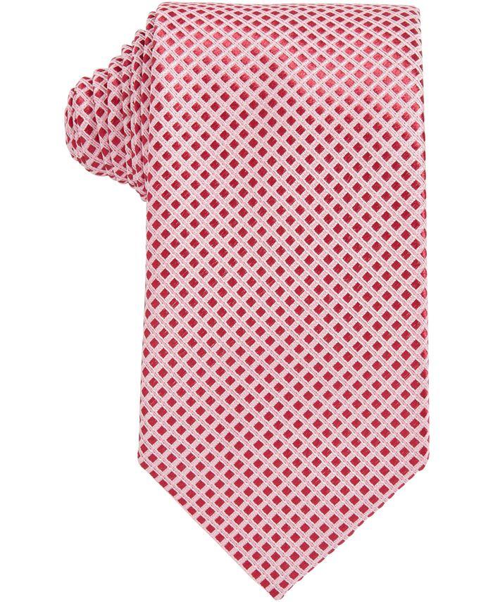 Hugo Boss - Men's Dark Pink Tie