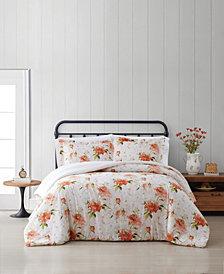Cottage Classics Veronica Full/Queen 3 Piece Comforter Set
