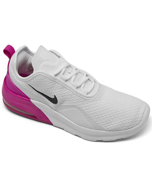 Nike Women's Air Max Motion 2 Casual Running Sneakers ...