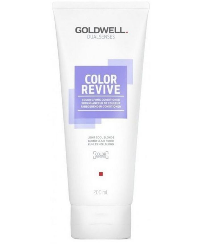 Goldwell - Dualsenses Color Revive Conditioner - Cool Blonde, 6.7-oz.