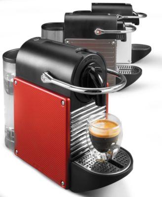 Nespresso C60/D60US Espresso Maker, Pixie