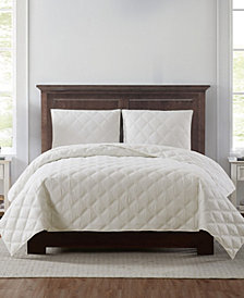 Truly Soft Everyday 3D Puff Full/Queen Quilt Set