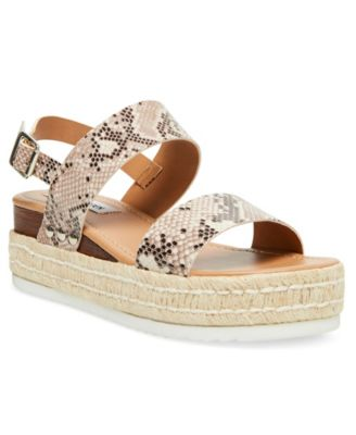 Catia Flatform Espadrille Sandals