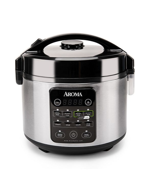 Aroma ARC-1126SBL 12 Cup Smart Carb Rice Cooker