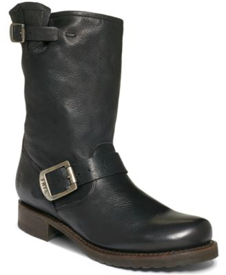 Veronica Short Leather Boots \u0026 Reviews