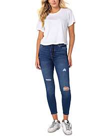 Celebrity Pink Curvy-Fit Skinny Jeans