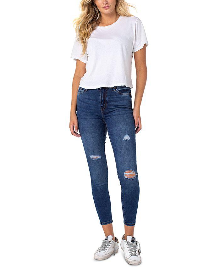 Celebrity Pink - Curvy-Fit Skinny Jeans