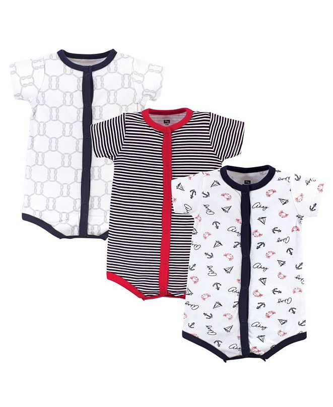 Hudson Baby Boys & Girls Rompers