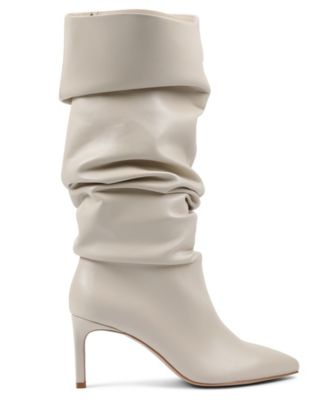 Marlo Wide Calf Slouch To The Knee Boot