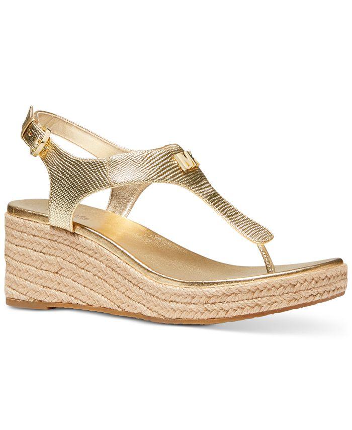 Michael Kors - Laney Thong Sandals