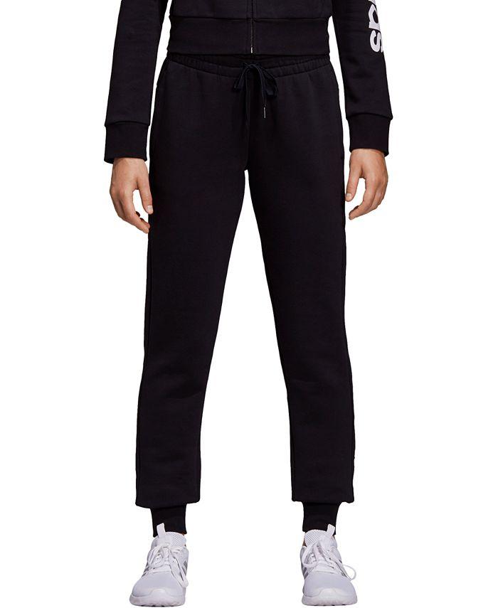 adidas - Essentials Linear Fleece Pants