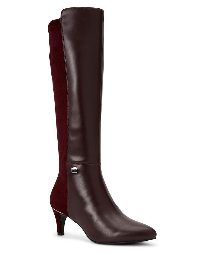 Alfani - Women's Step 'N Flex Hakuu Dress Boots