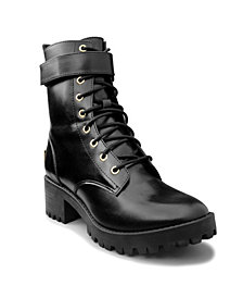 Juicy Couture Oodles Combat Boot