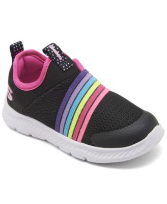 Skechers Toddler Girls Comfy Flex 2.0