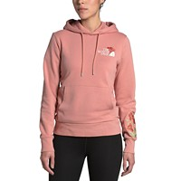 The North Face Womens Himalayan Graphic-Print Hoodie