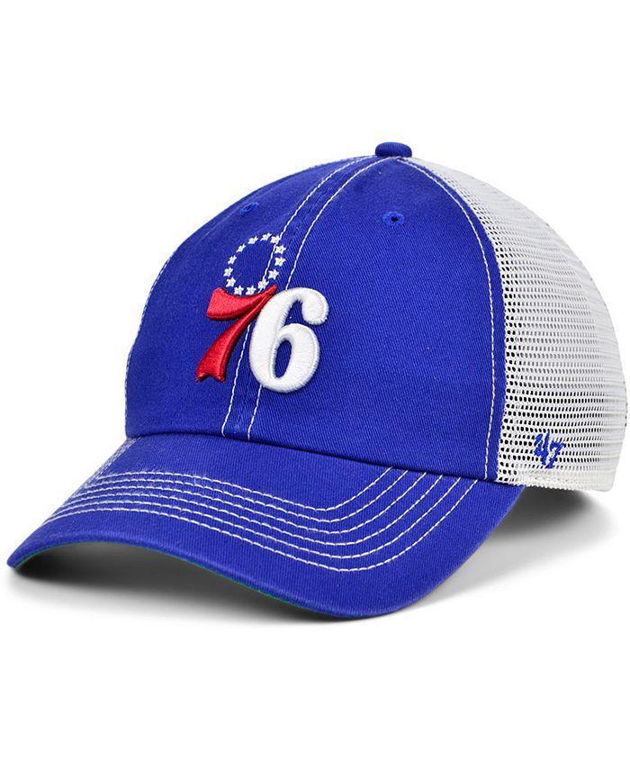 '47 Brand - Philadelphia 76ers Trawler Mesh Clean Up Cap
