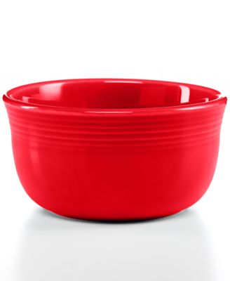Fiesta Scarlet 28-oz. Gusto Bowl