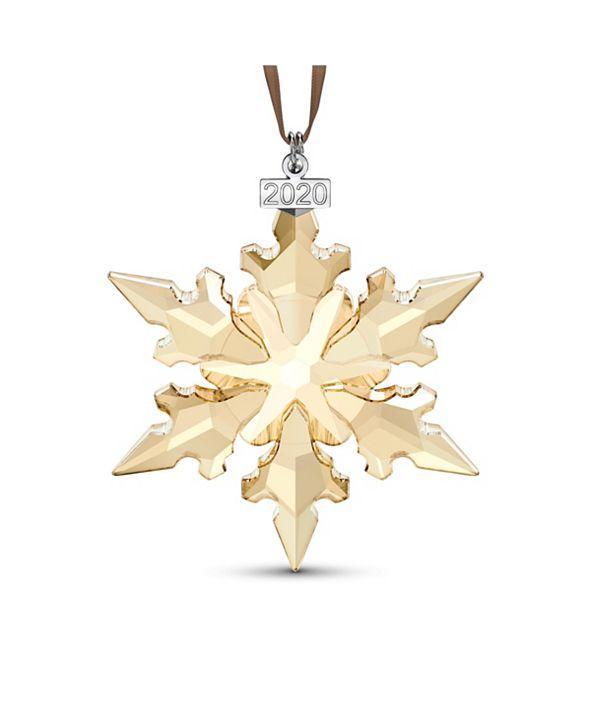 Swarovski Annual Edition Festive Ornament  2020