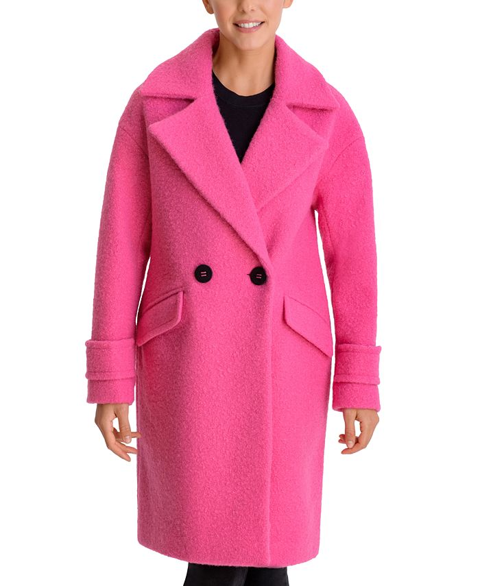 BCBGeneration - Double-Breasted Walker Coat