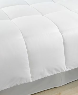 CLOSEOUT! Blue Ridge 1000 Thread Count Egyptian Cotton Down Alternative Full/Queen Comforter
