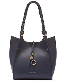 Calvin Klein Shelly Small Tote