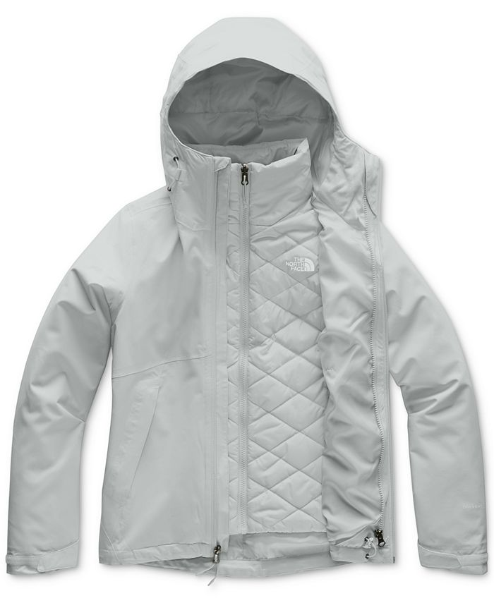The North Face - Carto 3-in-1 Hooded Jacket