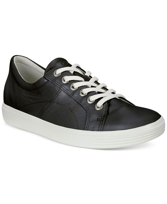 Ecco - Women's Soft Classic Lace-Up Sneakers