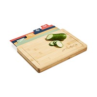 Deals on Art & Cook 5-Pc. Bamboo Board & Cutting Mat Set